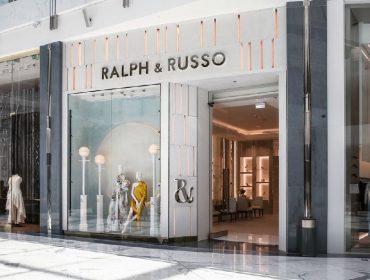 Loja da Ralph & Russo em shopping de Londres