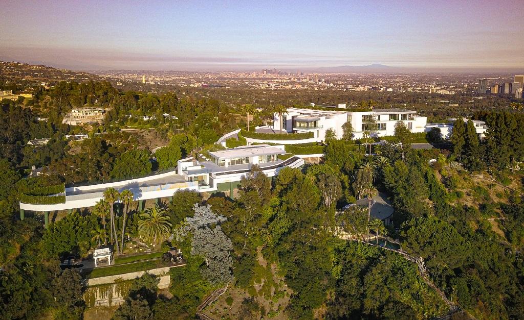 The One tem quase 10 mil metros quadrados de área privativa