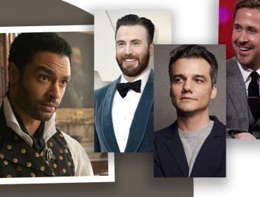 """Regé Jean-Page, o duque de """"Bridgerton"""", alça voo em Hollywood e vai estrelar filme com Chris Evans, Ryan Gosling e Wagner Moura"""
