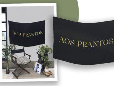 Desejo do Dia: A canga 'Aos Prantos', de Letrux, nome do segundo disco da cantora e que retrata um pouco da nossa realidade