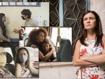 """""""Amor de Mãe"""" volta em ritmo de Covid-19, sombrio e com protagonismo para personagem de Adriana Esteves"""