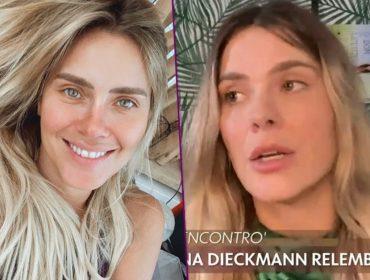 Internet questiona procedimentos estéticos de Carolina Dieckmann depois que ela surgiu 'diferentona' na TV