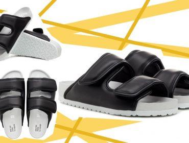 Desejo do Dia: A sandália que é um verdadeira travesseiro para os pés resultado da collab entre Birkenstock e CSM