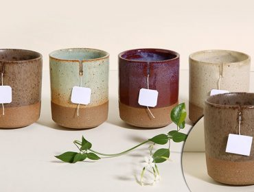 Desejo do Dia: As xícaras artesanais feitas especialmente para a hora do chá da Somassae Pottery