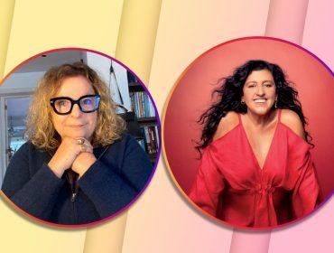 Novidade! Live com Regina Casé, capa e recheio da J.P, rola nesta segunda, 17h, no @joycepascowitch