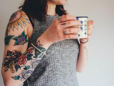 Sem arrependimentos: Estúdio americano lança tattoo que some após um ano. Aos detalhes!