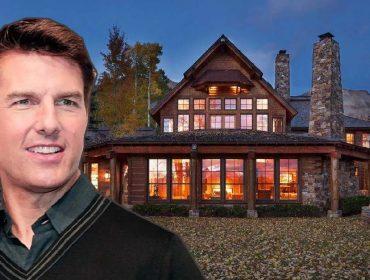 Tom Cruise e seu rancho no Colorado