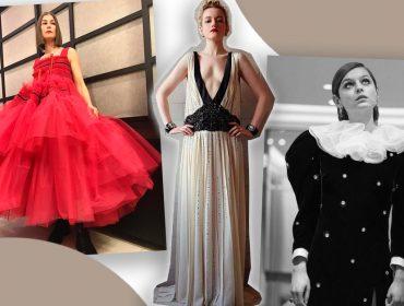 Mesmo mezzo presencial, mezzo virtual, o Globo de Ouro não decepcionou no quesito moda. Às mais bem vestidas da noite!