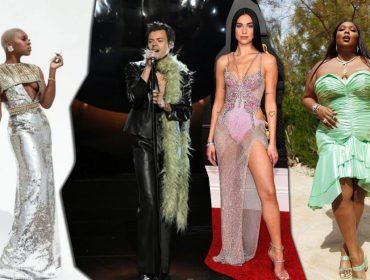 De Dua Lipa a Bruno Mars: selecionamos os mais bem vestidos do Grammy 2021