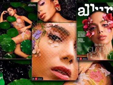 Girl from Rio! Anitta é capa e recheio da Allure, uma das principais revistas de beleza do mundo