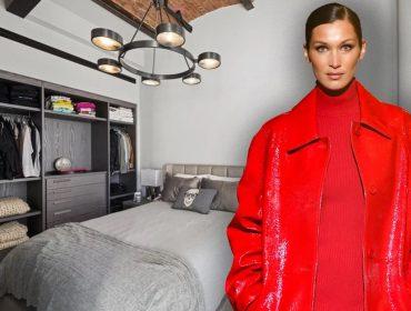 A supermodelo vendeu o imóvel pouco mais de um ano depois de comprá-lo