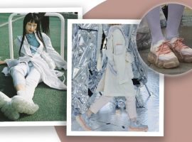 Já ouviu falar nos 'jewelry shoes'? Eles nasceram no Japão, são febre nas ruas de Tóquio e prometem virar tendência global