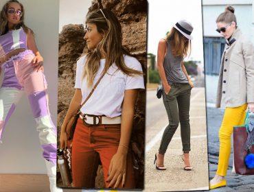 Geração Z: Cesca Civita fala da tendência dos jeans coloridos e a volta dos anos 2000