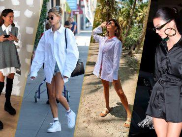 Geração Z: Cesca Civita dá a letra sobre uma das tendências mais fortes da temporada, as maxi-camisas