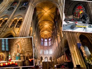 Restauração da Catedral de Notre-Dame depende de vaquinha organizada por grupo de conservação. E as doações prometidas?