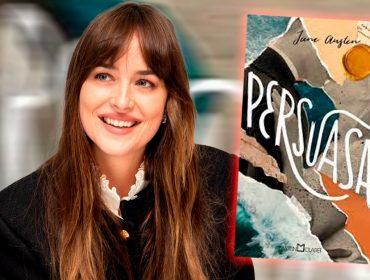 """Dakota Johnson se prepara para estrelar """"Persuasão"""", romance de Jane Austen, que vai ganhar versão na Netflix"""