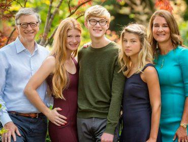 Conheça Rory John, herdeiro de Melinda e Bill Gates: 21 anos, poeta, feminista e discreto