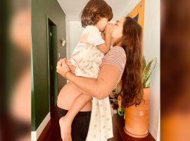 Chef Renata Vanzetto faz relato importante e emocionante sobre o filho Ziggy, de 3 anos, que tem transtorno do espectro autista