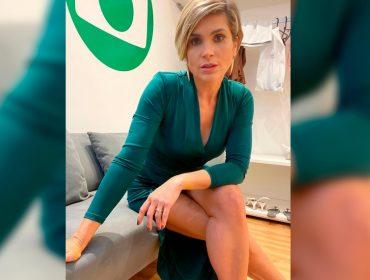 """""""Nunca tinha feito um beijo virtual antes"""", revela Flávia Alessandra sobre bastidores da retomada de """"Salve-se Quem Puder"""""""