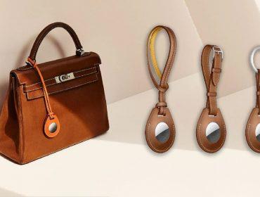 Hermès e Apple se unem para lançar linha de bagagens rastreáveis digitalmente. Aos fatos!