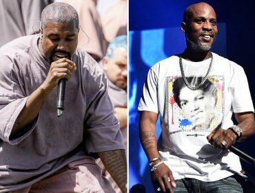 Kanye West e DMX