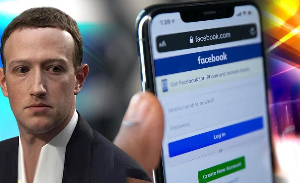 Mark Zuckerberg, cofundador e CEO do Face