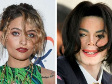 Paris e Michael Jackson