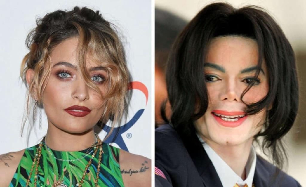 Paris e Michael Jackson