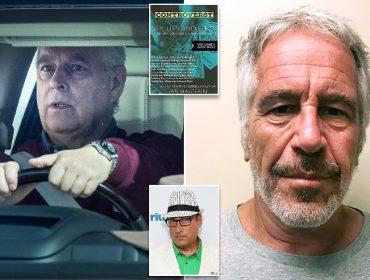Andrew e Epstein e, nos detalhes, Halperin (imagem abaixo) e seu novo livro (imagem acima)
