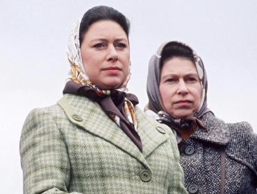 Margaret e Elizabeth II