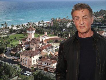 Sylvester Stallone, que agora vive na Flórida, paga R$ 558 mil para se tornar sócio de clube de Trump