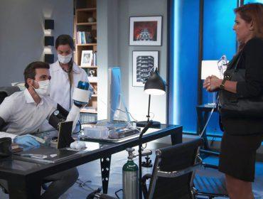 Com personagem que tem pânico de germes e vírus, Bruno Ferrari relembra gravações na pandemia: 'Quando a Covid chegou, eu estava um passo à frente'