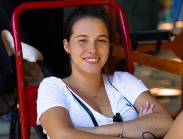 Irmã caçula de Cauã Reymond estreia como assistente de direção de cinema. Conheça Lara Rodi!