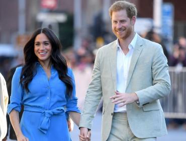 Príncipe Harry e Meghan Markle confirmaram presença em mega festival para promover doação de vacinas contra a Covid-19 mundo afora