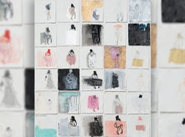 """Conheça a arte de Mariana Saleme em exposição na Galeria Luisa Strina: """"Com a pandemia, o trabalho ganhou um sentido mais forte"""""""