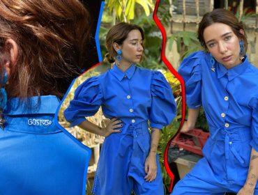 Desejo do dia: a blusa com bordado 'Gostosa' da nova coleção de Isabela Capeto