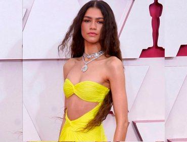 Zendaya roubou a cena na cerimônia do Oscar ao ostentar 35 milhões de reais em diamantes. Saiba mais!