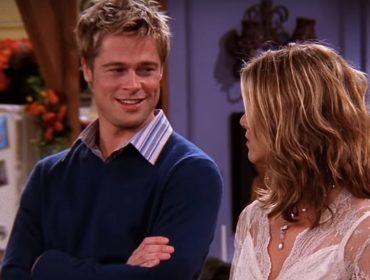 """Jennifer Aniston revela que seu ex, Brad Pitt, foi sua participação especial favorita em """"Friends"""": """"Sr. Pitt foi maravilhoso"""""""