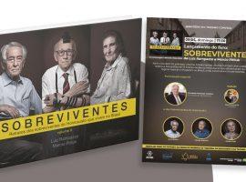 Memorial do Holocausto realiza live com participação de Fernando Henrique Cardoso para lançamento do livro 'Sobreviventes II'