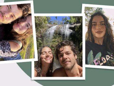 O amor está no ar! Gian Luca, irmão de Giovanna Ewbank, assume namoro com modelo internacional