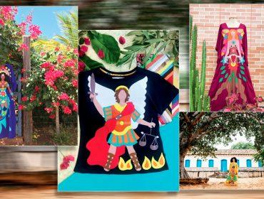 Nascida no sertão da Bahia, a estilista Adriana Meira se inspira em sua ancestralidade para criar peças atemporais e sustentáveis