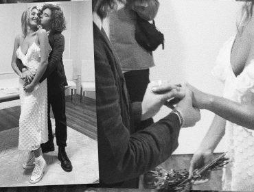 """E de repente… Sasha Meneghel mudou seu estado civil: """"Casei com meu melhor amigo"""", diz a filha de Xuxa que trocou alianças com João Figueiredo"""