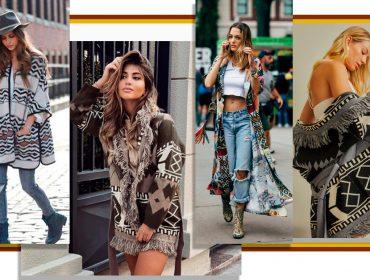 Geração Z: os casacos mais cool desta temporada têm pegada boho e são protagonistas em qualquer look