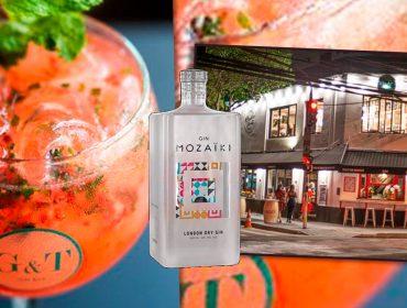 Rendez Vous arma parceria com GT Bar Jardins e apresenta carta exclusiva de drinks com gin