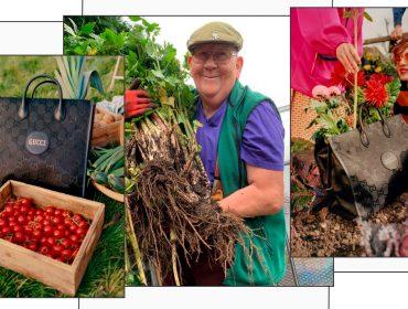 Jardineiro de 72 anos estrela campanha da Gucci depois de viralizar com seus vegetais gigantes. Entenda!