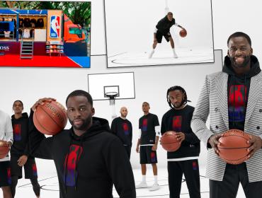 Iguatemi São Paulo sedia experiência exclusiva e lançamento da primeira coleção-cápsula da BOSS com a NBA no Brasil