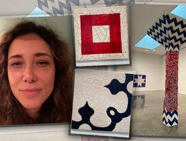 """Adriana Varejão inaugura exposição """"Talavera"""" com pinturas e esculturas inéditas na Gagosian, em Nova York"""