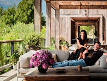 Lar doce lar: conheça o rancho sustentável de mais de 24 mil m² de Ashton Kutcher e Mila Kunis. Ao tour!