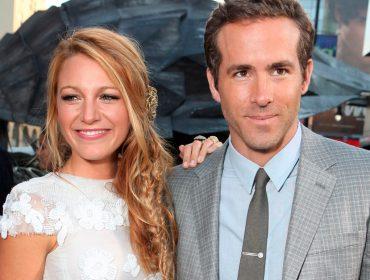 Ryan Reynolds entrega sexo em banheiro de aeroporto para homenagear a mulher Blake Lively. Oi?