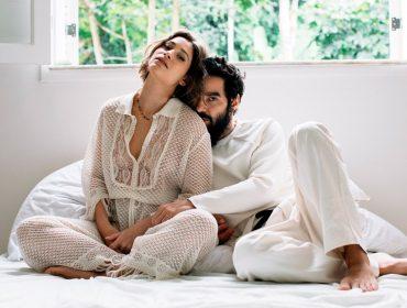 Parceiros em cena e na vida, Luisa Arraes e Caio Blat são capa e recheio da Revista J.P de maio: 'Além de tudo, a gente é vizinho. É uma coisa muito erótica'